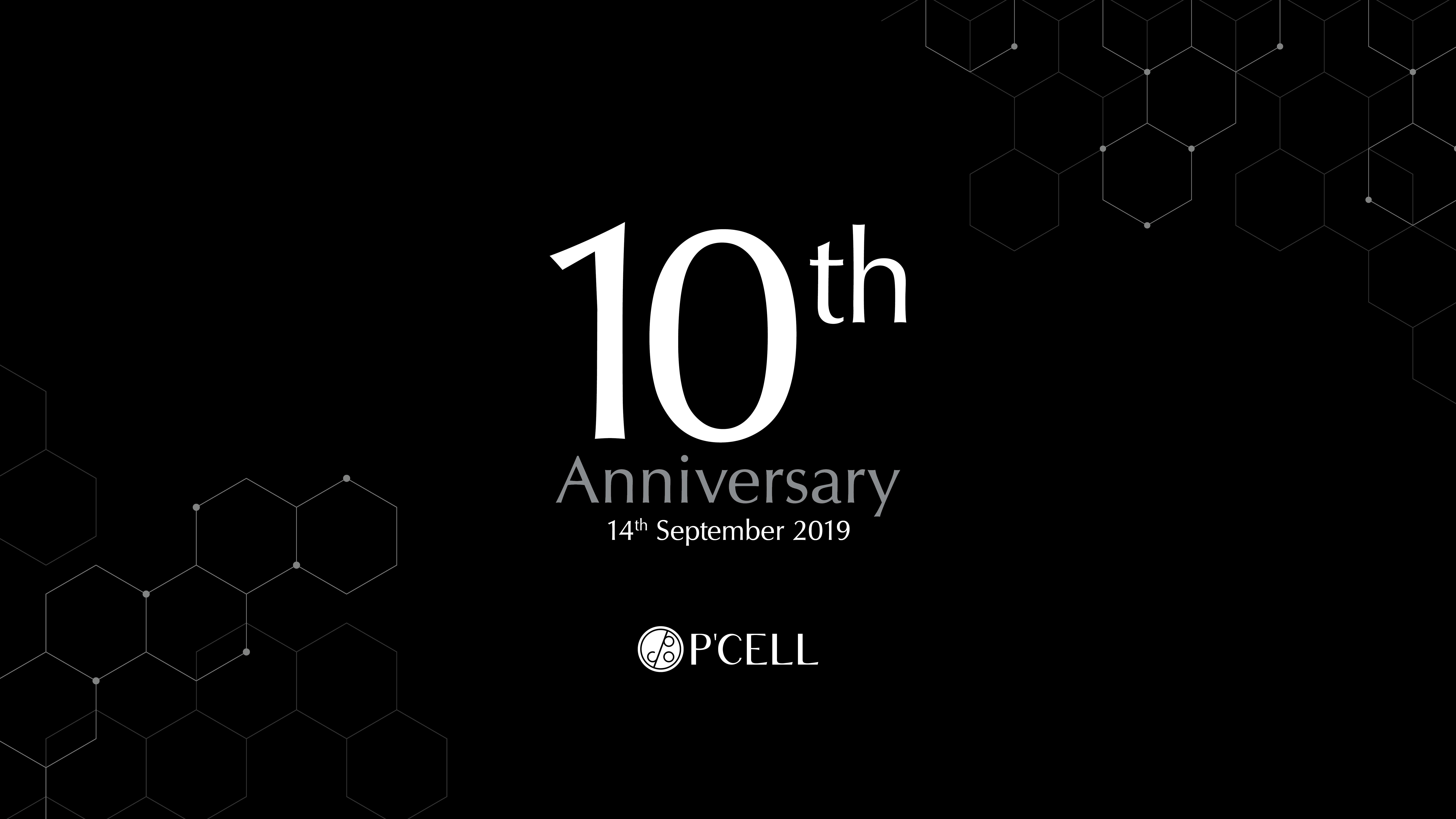 Lễ Ra Mắt Sản Phẩm Mới & Sinh Nhật P'CELL 10 Tuổi Ngày 14/09/2019